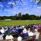Queen's Park, Chesterfield - one of cricket's great grounds Photo: David Griffin