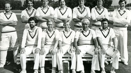 Nat West Trophy Winners in 1981 Photo: Derby Telegraph