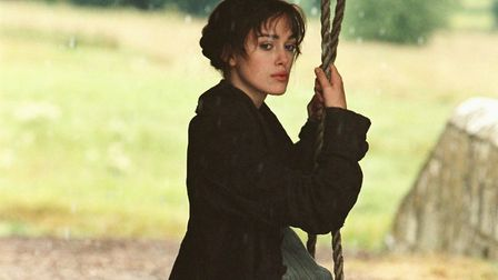 Keira Knightley in Pride and Prejudice (c) Allstar Picture Library Limited / Alamy Stock Photo