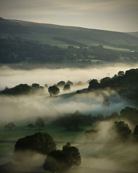 Hope Valley, Derbyshire by Chris Nowell