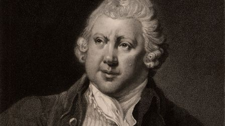Portrait of industrialist Richard Arkwright (c) Getty Images