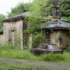 Wingfield Railway Station in its current condition (c) W. Robin Hodges. Source: Historic England Archive