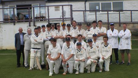 Today's young cricketers