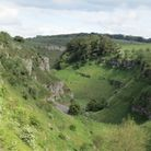 Upper section of Lathkill Dale