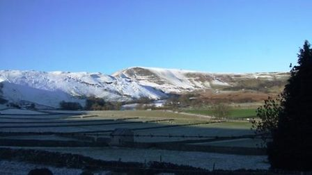 Castleton and Mam Tor by Sally Mosley