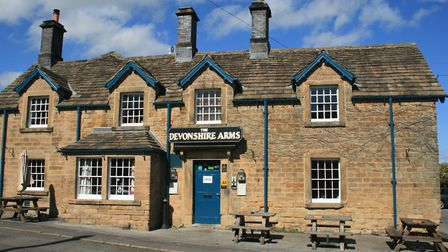 The Devonshire Arms, Pilsley