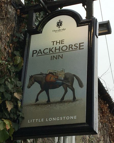 The Packhorse Inn, Little Lingstone