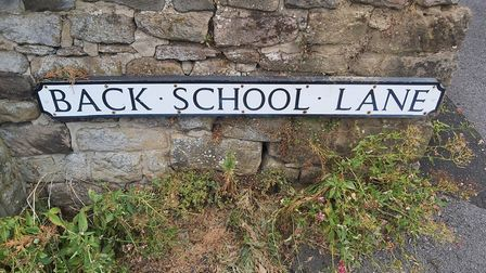 Many places are named after schools that once stood there