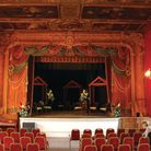 The theatre at Chatsworth