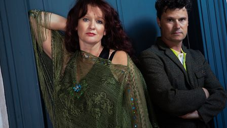 Kathryn Roberts and San Lakeman are just two of the musicians set to perform