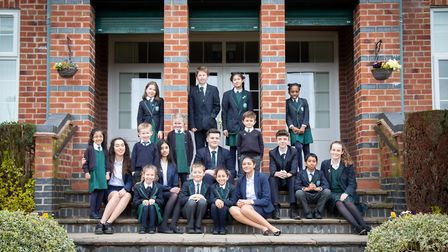 Derby High School will deliver the best of both worlds with a virtual open morning and two weeks of private tours. Picture: A...