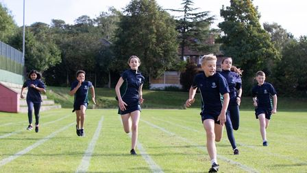 The school is holding their open morning on 3 October and two weeks of private tours will follow after the event. Picture:...