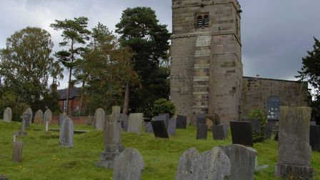 Muggington Church, Francis' burial place. Image: Simon Elson
