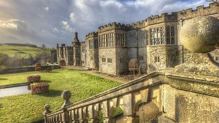 Haddon Hall exterior - image courtesy of Ashley Franklin