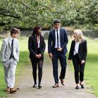 Derby Grammar is an independent day school for boys aged four to 18 and girls aged 16 to 18, Picture: Derby Grammar School