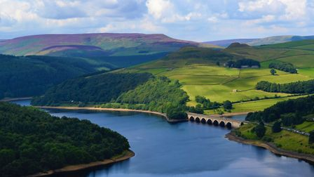 The Dam Busters used the Upper Derwent Valley to pratice their daring raid. Image: paulfjs