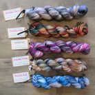 Peak District Yarns' products adorn well dressings across the county