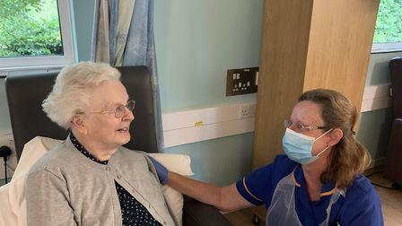 Over the past year, Saint Francis Hospice, Havering-atte-Bower, has cared for 1,674 people living in