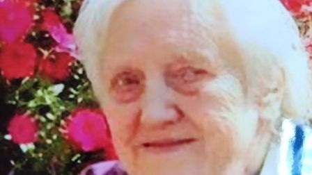 Jean Webb had a history of seizures and heart complaints. Picture: Linda Webb