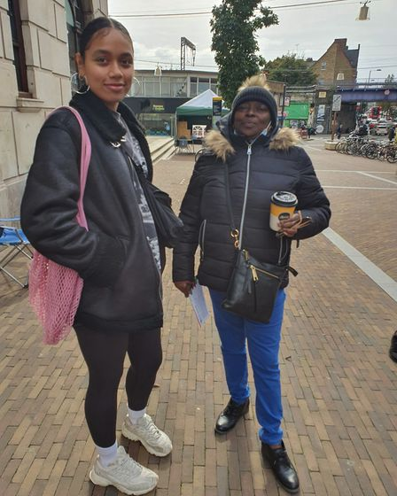 Mind in the City, Hackney and Waltham Forest's socially distanced booths for World Mental Health Day