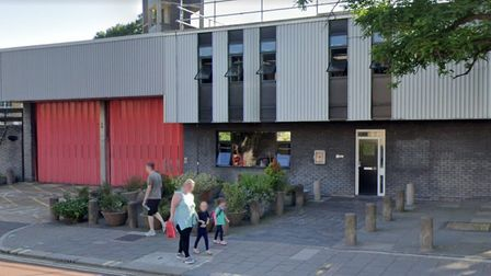 Kentish Town Fire Station could be redeveloped for housing, according to council files. Picture: Goo