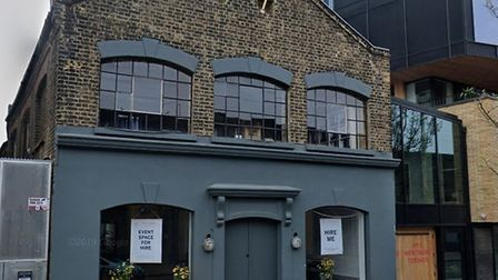 Hackney co-working space The Fisheries. Picture: Google Maps