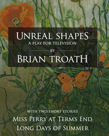 Brian Troath's book is called Unreal Shapes. Picture: Brian Troath