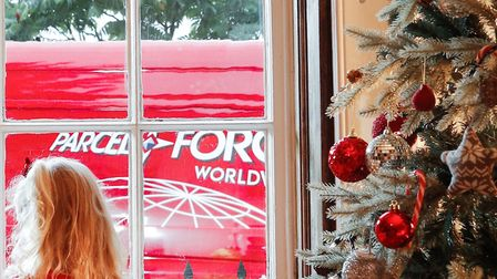 The last Christmas posting dates for parcels have been announced. Picture: Parcelforce Worldwide