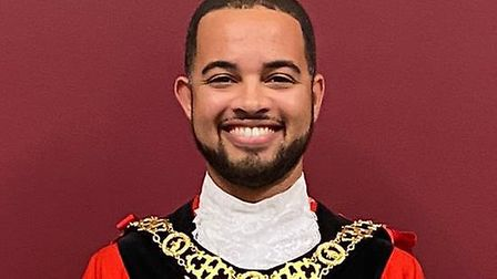 Haringey mayor, Adam Jogee, wants black history remembered and not just during Black History Month. Picture: Cllr Adam Jogee