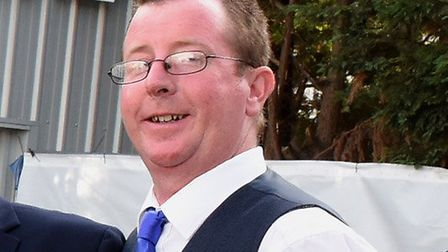 Cllr Timothy Ryan declared an interest on October 1, after it was revealed he had participated in th