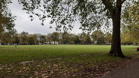 Highbury Fields. Picture: Islington Council