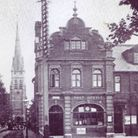 Brentwood first post office 1891-2. Picture: Brentwood Museum