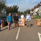 After fierce opposition from residents the council decided to scrap the Low Traffic Neighbourhood sc