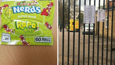 Police warn Camden parents drug-laced sweets could be 'circulating' after La Sainte Union hospitalisations