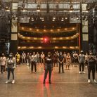 A crowd funder for the Hackney Empire which has been awarded more than £500,000 from the Government'