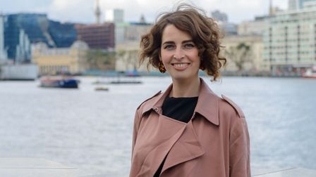Luisa Porritt, the new Lib Dem candidate to be mayor of London. Picture: Sarah King/Lib Dems