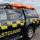 Felixstowe Coastguard Team were part of the search in the early hours of this morning, alongside Harwich RNLI, Suffolk...