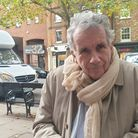 Journalist Martin Bell. Picture: Harry Taylor