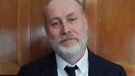 Havering Council's director of public health Dr Mark Ansell. Picture: Havering Council