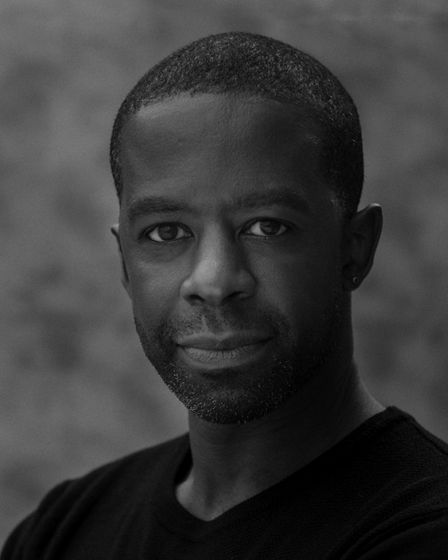 Actor Adrian Lester is due to appear in a play at The Almeida Theatre by his wife Lolita Chakrabarti