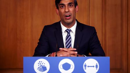 Local businesses called on extra support from the chancellor Rishi Sunak. Picture: Henry Nicholls/PA