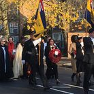 The annual Remembrance Sunday parade from East Ham Town Hall to the Cenotaph has been cancelled this