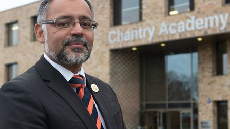 """Executive headteacher of Chantry Academy, Craig D'Cunha, said: """"All parents have been informed of the confirmed case and..."""