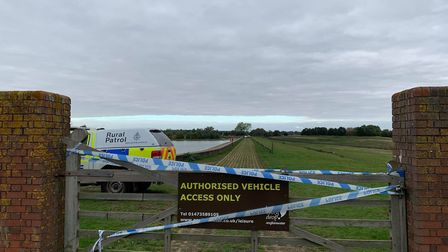 The body of a man has been pulled from Alton Water reservoir. Picture: SARAH LUCY BROWN