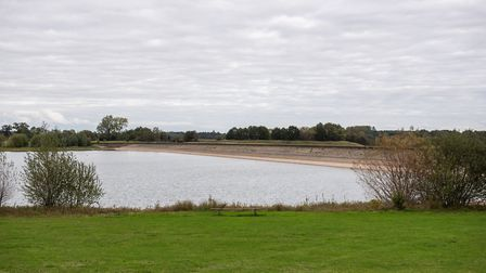 The body of a man has been pulled from the reservoir at Alton Water, police have confirmed. Picture