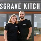 Owners Chris and Emma Sciortino are opening the newly refurbished Kesgrave Kitchen. Picture: CHARLOTTE BOND