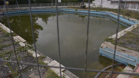 Improvements to Broomhill Pool have been delayed due to the coronavirus pandemic. Picture: SONYA DUN
