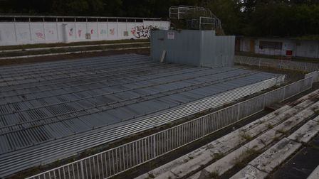 The Broomhill Pool Trust organised a tidy up at the Grade II listed site after Covid-19 has delayed