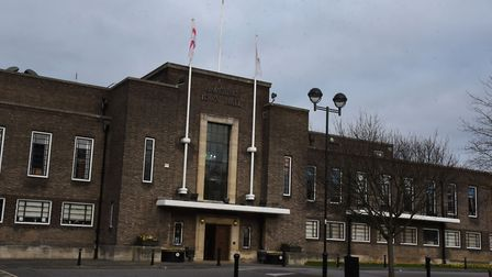 Havering Town Hall. Picture: Ken Mears