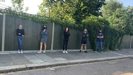 A petition has been launched to stop Brent's Low Traffic Neighbourhoods. Picture: Ali Kelly